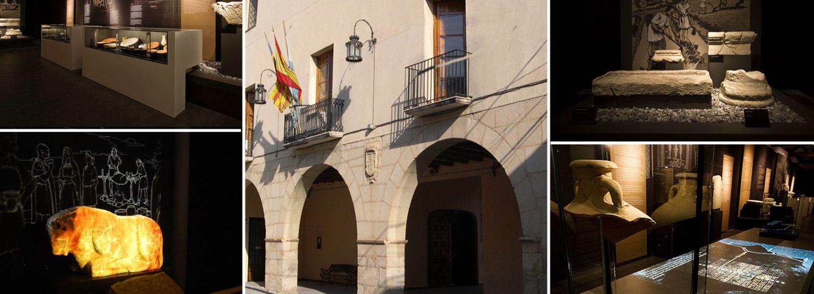 Marq ibero museo de historia de la villa de monforte - Casas prefabricadas monforte del cid ...