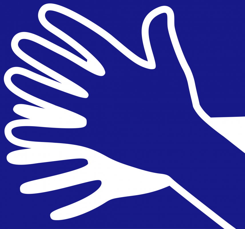 Símbolo de la Lengua de signos