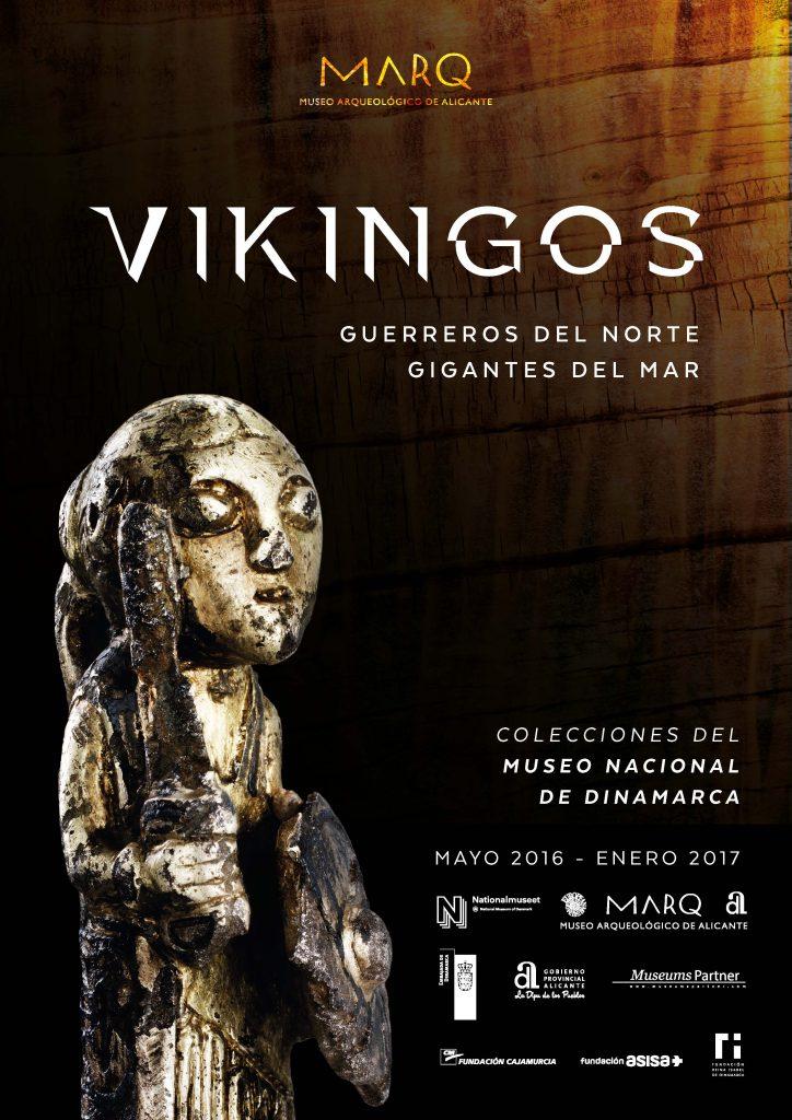 vikingos poster oficial