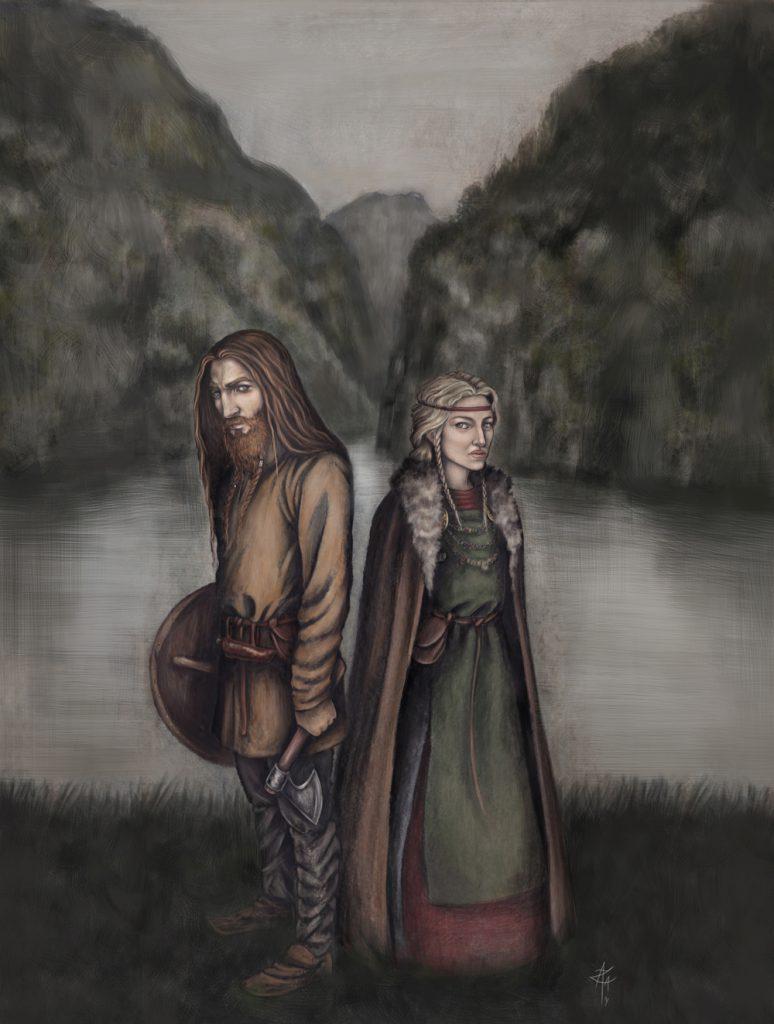 Vikingos - Azahara